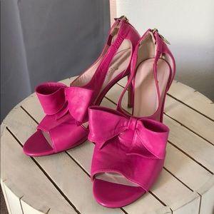 kate spade Shoes - Kate Spade Imelda Pink Heels